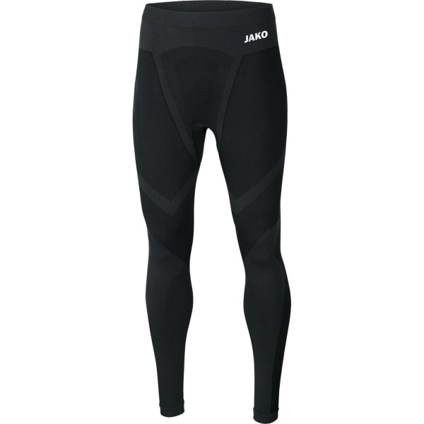 Jako Comfort 2.0 Long Tight Funktionshose schwarz