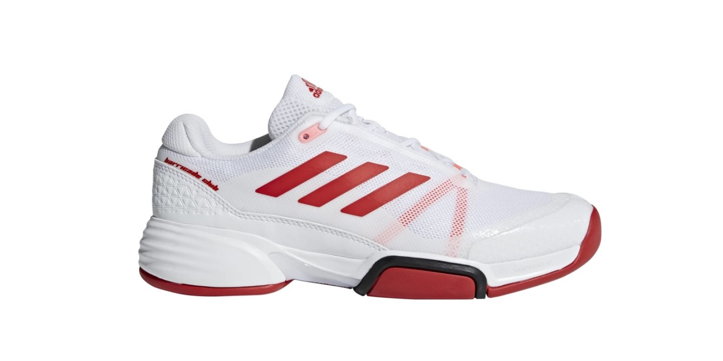 Adidas Barricade Club Carpet Tennis Hallenschuhe