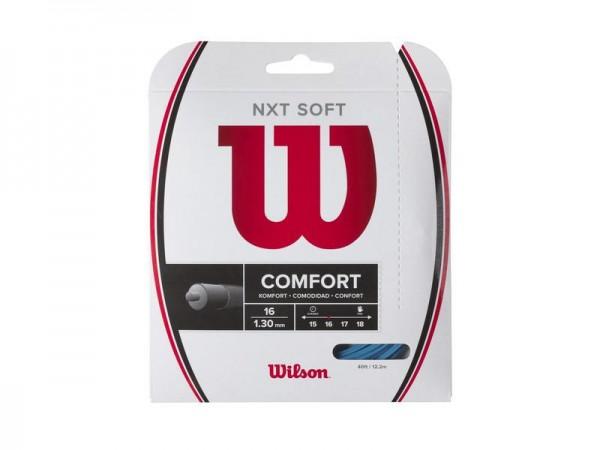 Wilson NXT Soft 12,2 m Saitenset 16 BL 1,30 mm