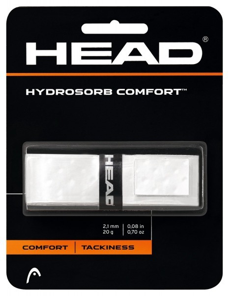 Head Hydrosorb Comfort Grip (Basisband) Weiß