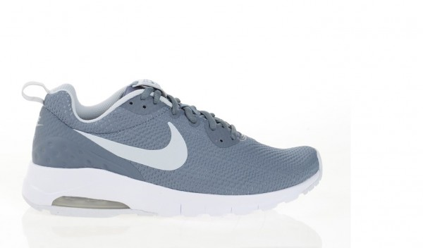 Nike Damen Freizeitschuhe Air Max Motion Low grau