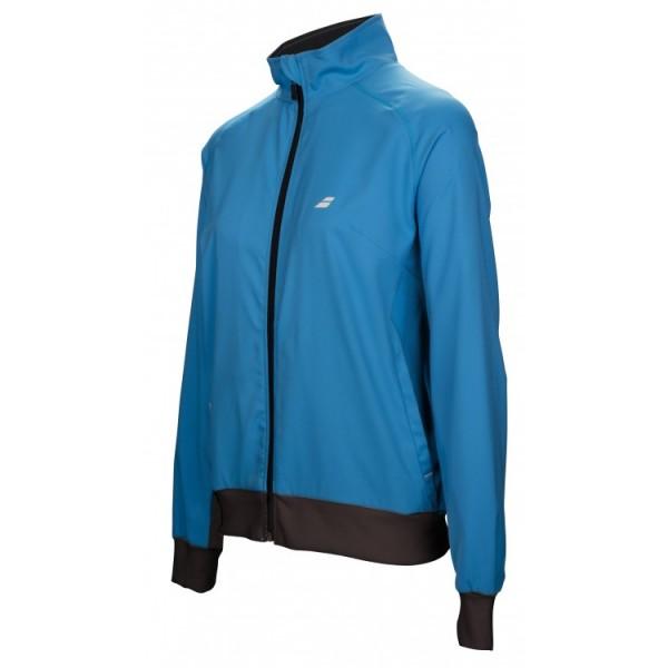 Babolat Core Club Trainingsjacke Damen blau