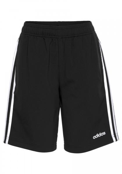 Nike Jungen Essentials Woven Sportshort Freizeitshort schwarz-weiß