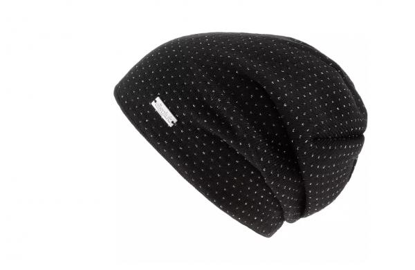 Eisglut Lucill strickmütze schwarz