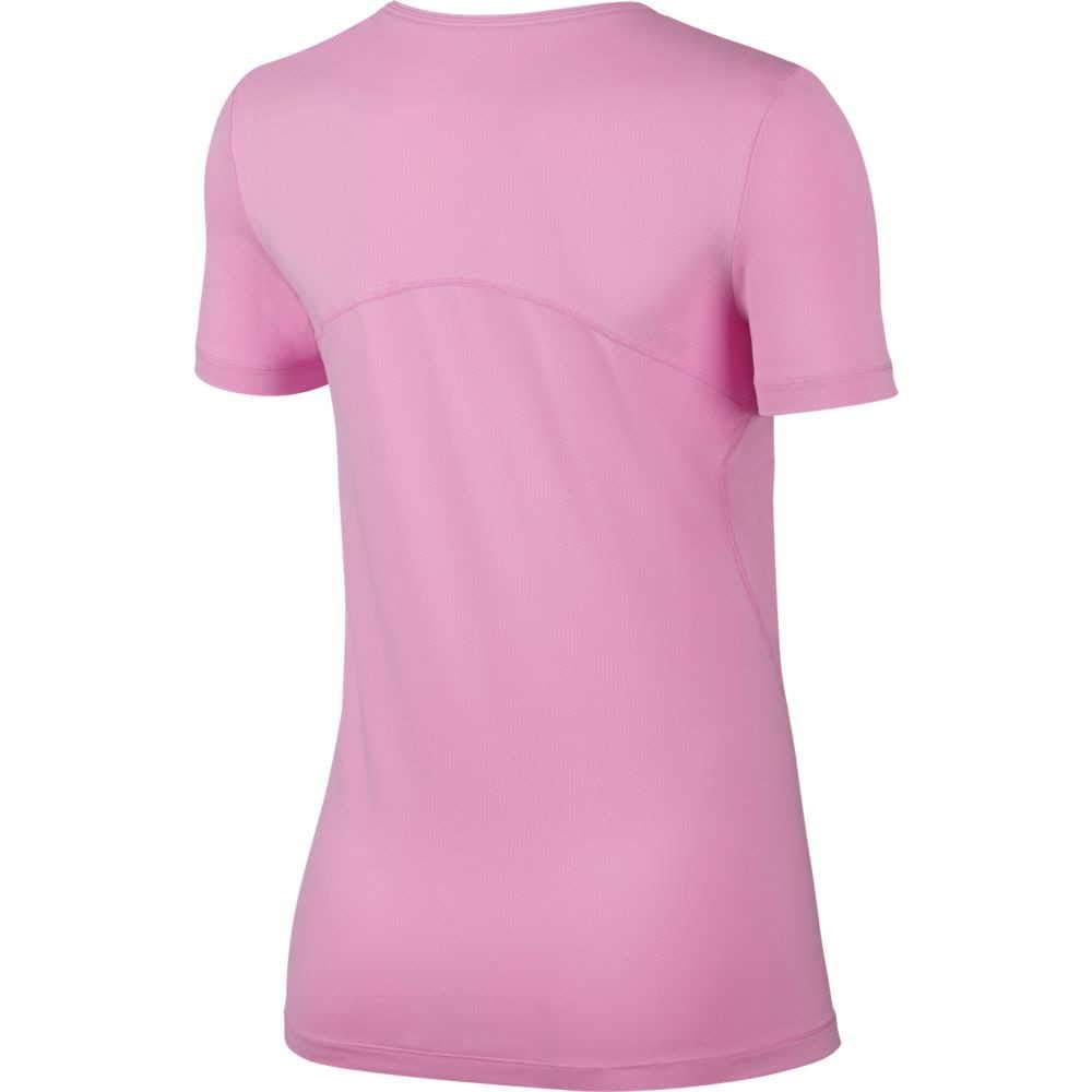 lowest price 283cb 9ec57 Nike Damen Funktionsshirt T-Shirt All Over pink