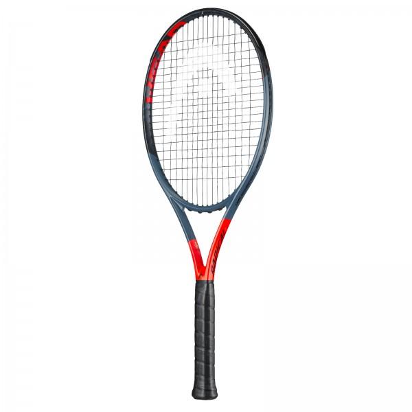 Head Graphene 360 Radical S Tennisschläger schwarz-silber-rot
