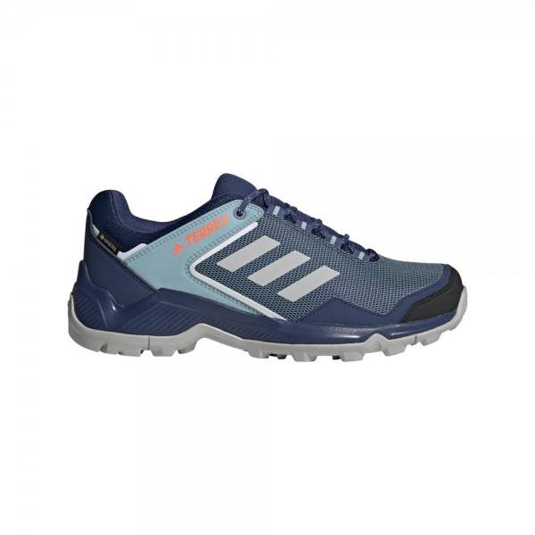Adidas Damen Eastrail GTX Outdoorschuh Wanderschuh blau