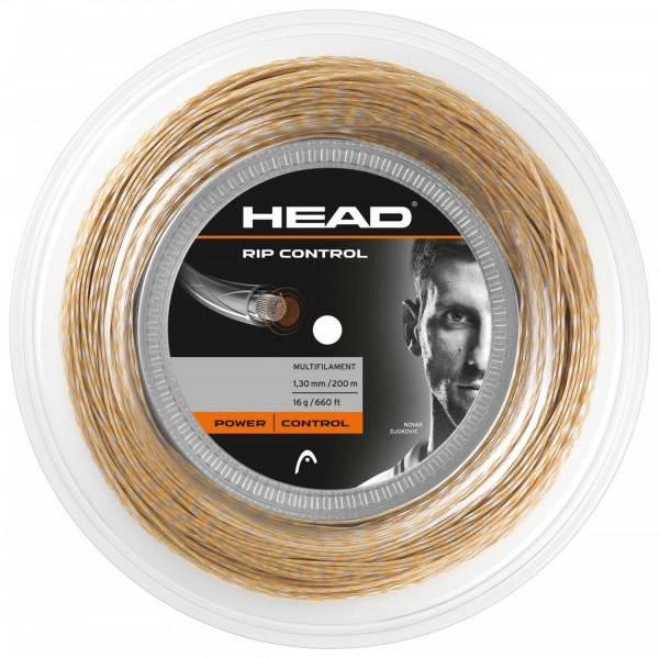 Head Rip Control Tennis Saitenrolle natur 200 Meter natur