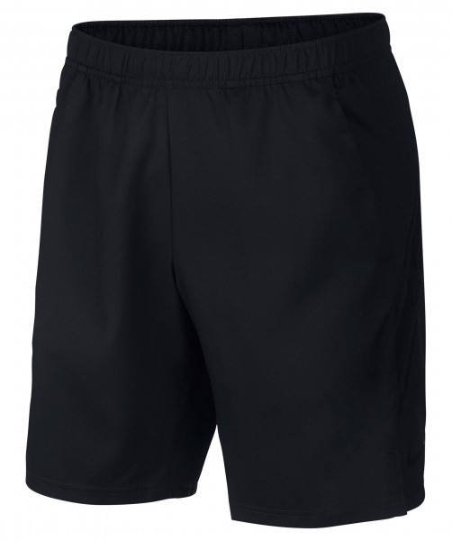Nike Herren Court Dry 9in Short schwarz