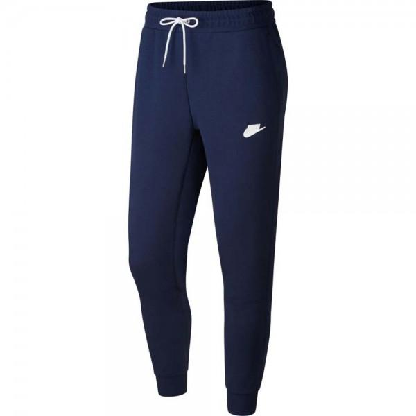 Nike Herren Sportswear Modern Fleecehose Sporthose blau