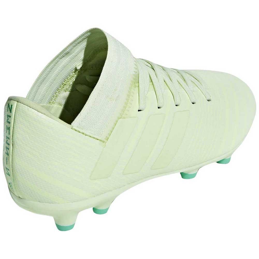 Grüne Fußballschuhe für RasenKunstrasen von Adidas