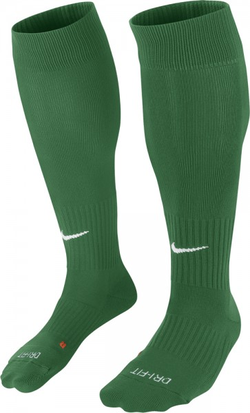 Nike Fussball Stutzen grün/weiß
