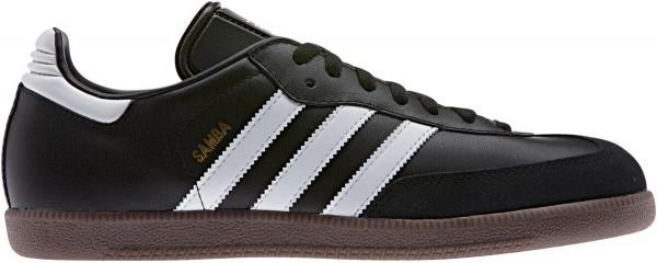 Adidas Herren Samba Hallenschuh schwarz-weiß
