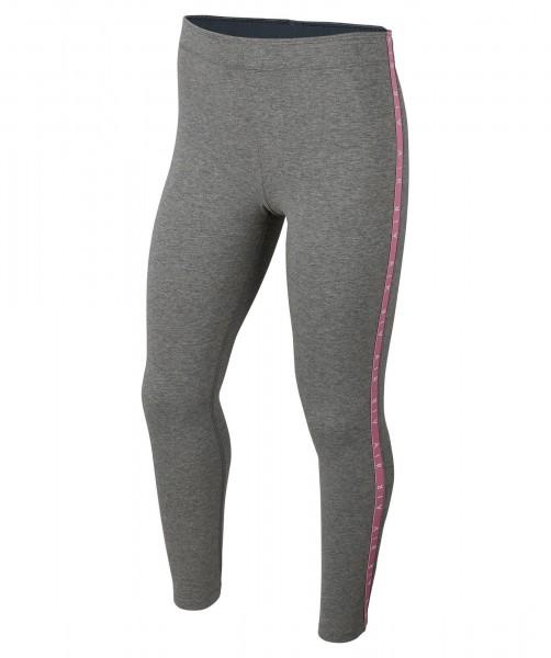 Nike Damen Air Leggings Sportswear Tight carbon heather-magic