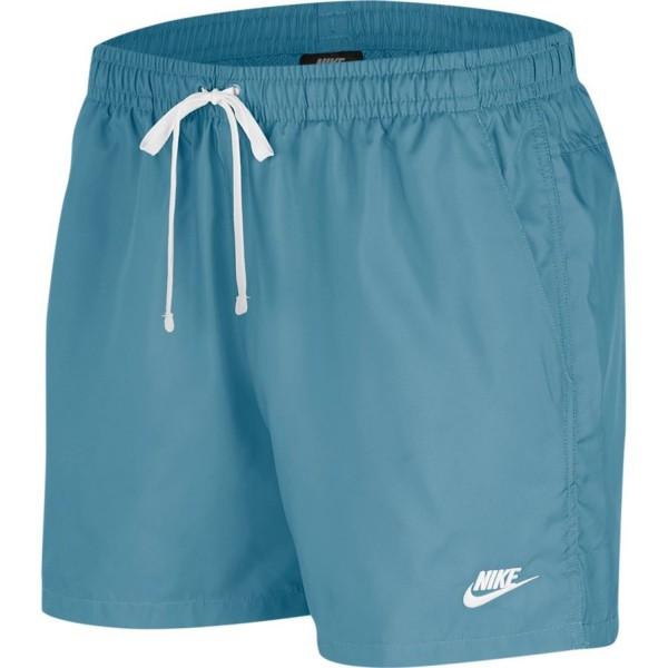 Nike Herren Sportswear Woven Short cerulean-white