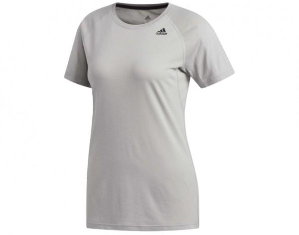 Adidas Damen Prime 2.0 T-Shirt grau