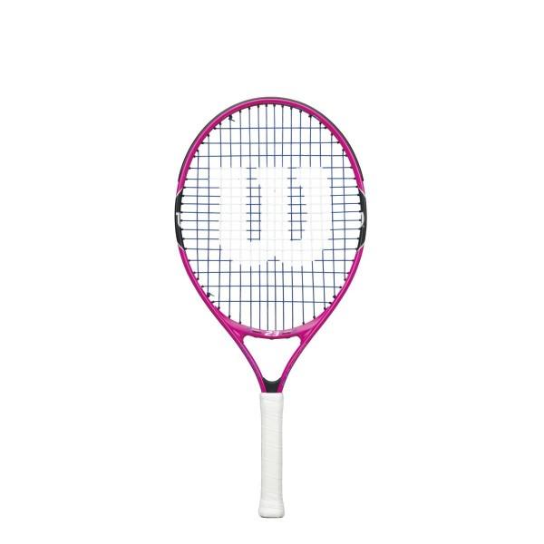 Wilson Burn Pink 23 RKT Racket Junior Tennisschläger