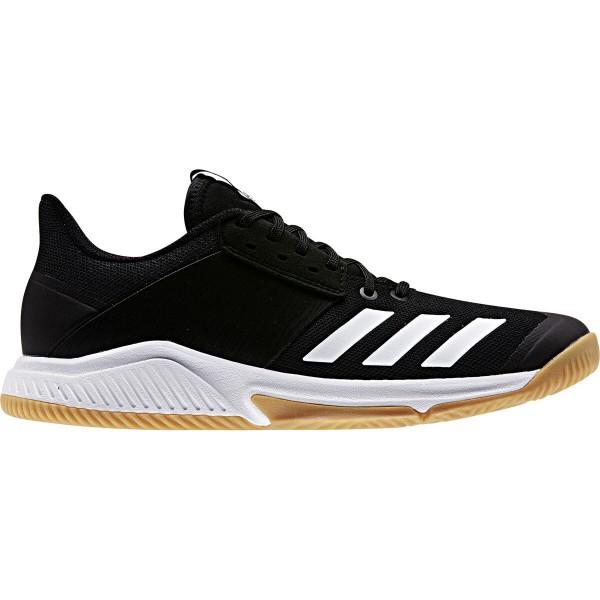 Adidas Damen Crazyflight Team Volleyballschuh Hallenschuh schwarz-weiß