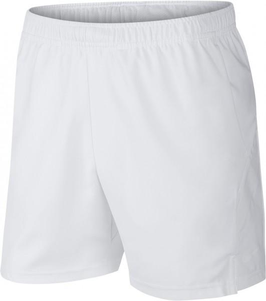 Nike Herren Shorts Court Dry 7 weiß