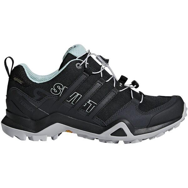 Adidas Terrex Swift R2 GTX Damen Outdoorschuhe schwarz/grau