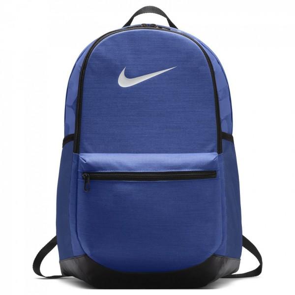 Nike Brasilia Rucksack blau-schwarz
