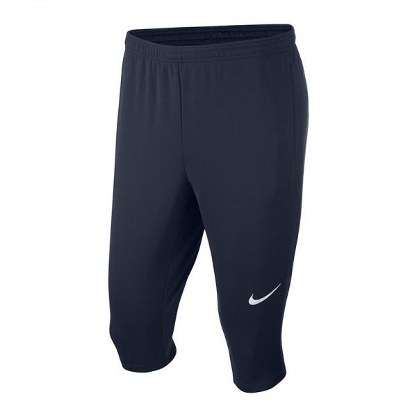 Nike Herren Dry Academy 18 3/4 Trainings / Fußballhose obsidian weiß