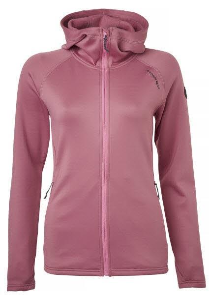 North Bend Damen Vector Full Zip Hoodie Kapuzenjacke pink