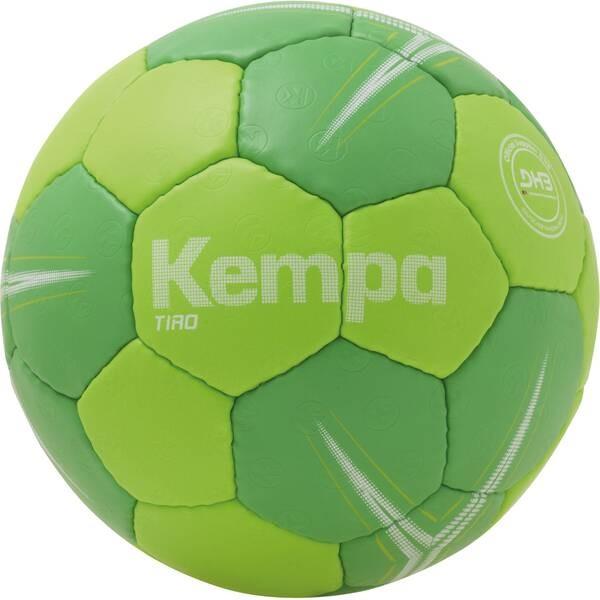 Kempa Tiro Handball fluo-grün/grün