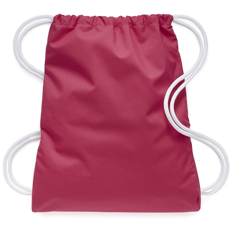 4bc980603bfb0 ... Vorschau  Nike Turnbeutel Tasche Rucksack Heritage Gymsack rosa weiß