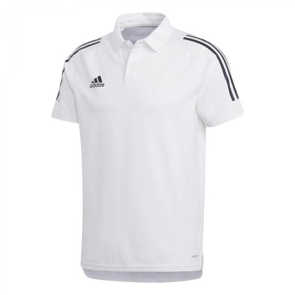 Adidas Herren Condivo 20 Poloshirt weiß-schwarz