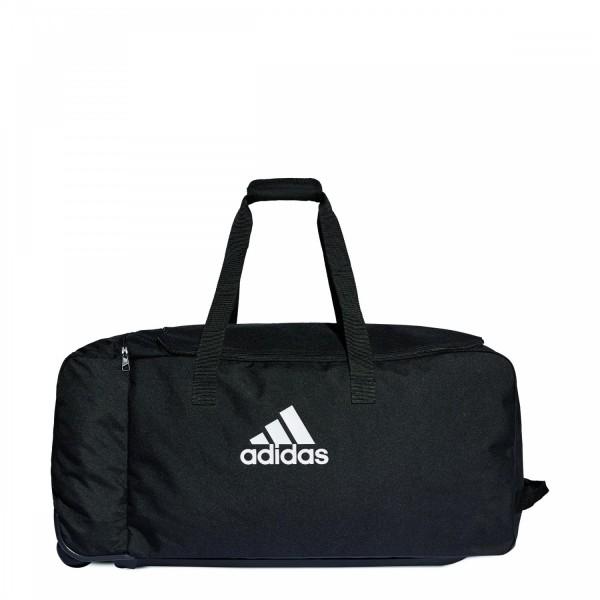 Adidas Tiro Duffel Bag Sporttasche XL schwarz-weiß