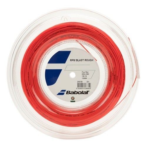 Babolat RPM BLAST ROUGH rot SAITENROLLE 200M