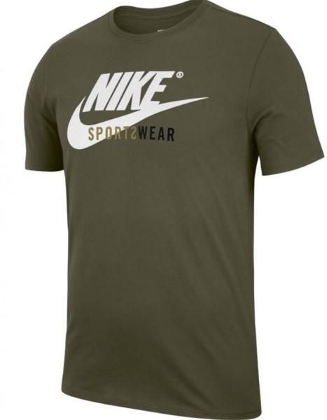 Nike M NSW TEE FUTURA T-Shirt Herren