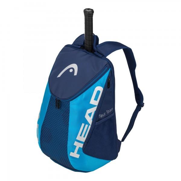Head Tour Team Backpack Tennis Tasche dunkelblau-hellblau