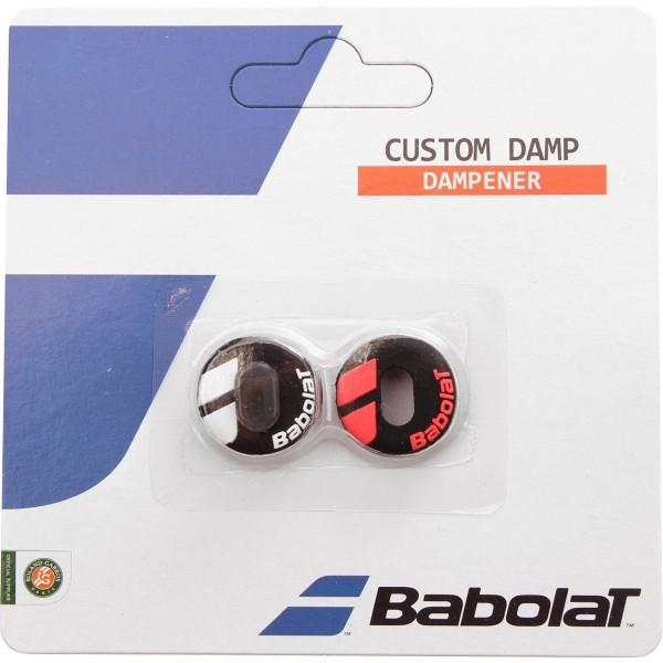 Babolat Custom Damp X2 schwarz/rot