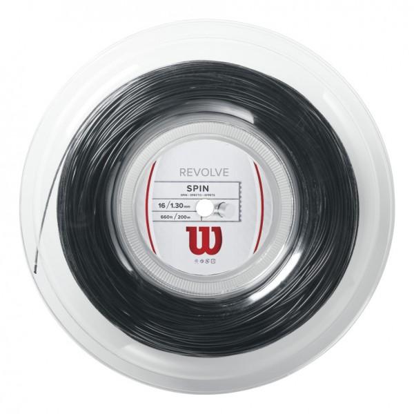 Wilson Revolve Reel 200 m BK Saitenrolle 1.30 mm