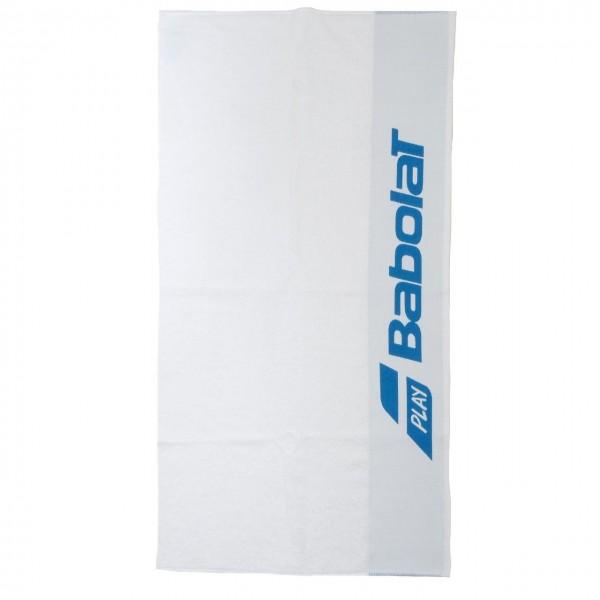 Babolat Tennis Handtuch weiß-blau