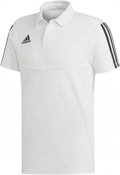 Adidas Herren Poloshirt Tiro 19 weiß