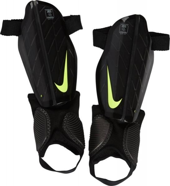 Nike Kinder Schienbeinschoner Protegga Flex schwarz/gelb