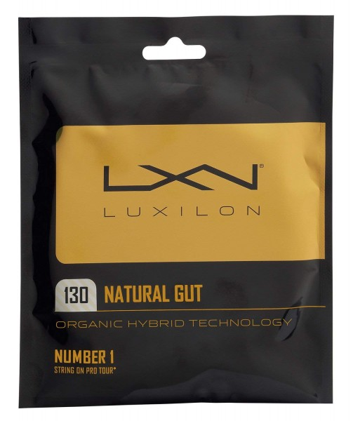 Luxilon Natural Saitenset 12,2m natur1.25 mm