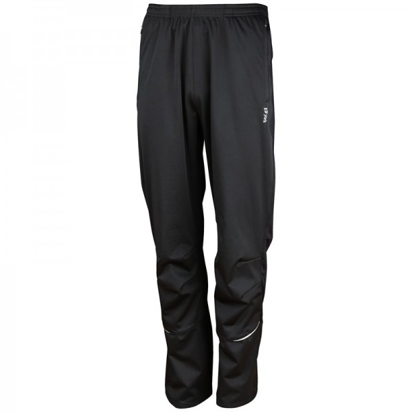 York Herren Jacob 2-M Windblock Outdoorhose schwarz