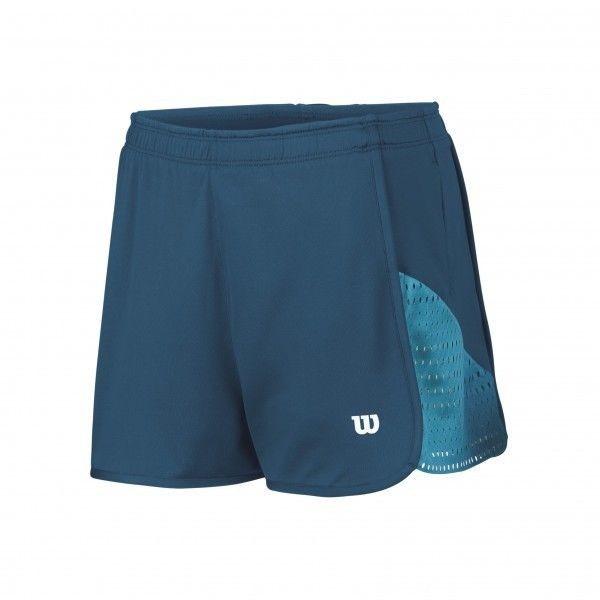 """Wilson Short Summer Colorflight Knit 2.5"""" Women Damen Tennis"""