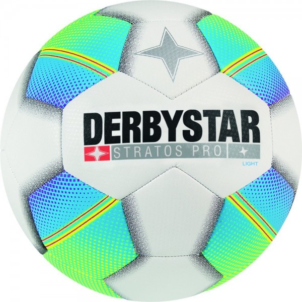 Derbystar Stratos Pro Light Fussball Gr. 5 350g