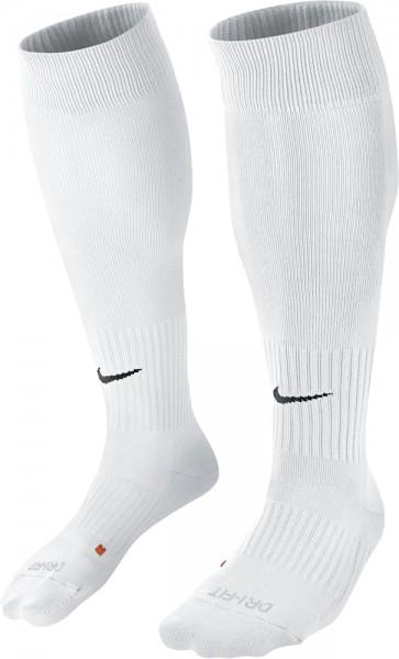 Nike Classic II Dri-Fit Stutzenstrumpf weiss