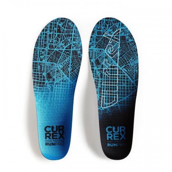 Currex Run Pro Lauf Einlegesohle high blau