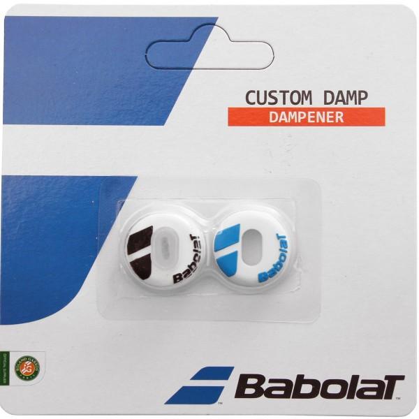Babolat Custom Damp X2 weiss/blau