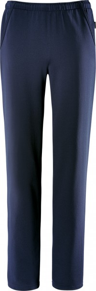 schneider sportswear Damen PISAW Freizeithose Sporthose dunkelblau