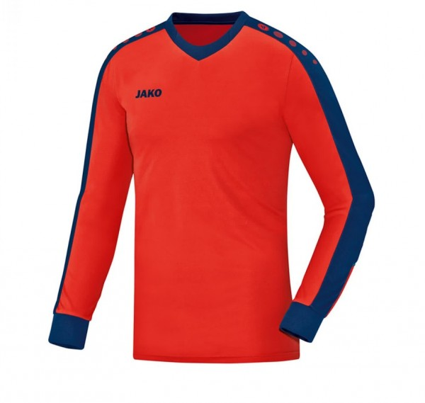 Jako TW Trikot Striker Erwachsene orange/navy