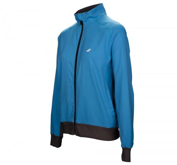 Babolat Damen Core Club Tennis Trainingsjacke blau