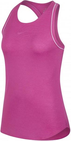 Nike Damen Tank Top Court Dry pink
